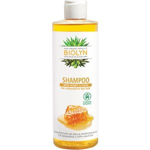 Shampoo for dry & coloured hair 250ml < Shampoo
