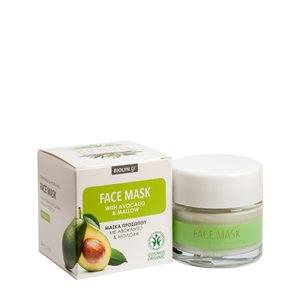 Cleaning & hydrating face mask 50ml < Face mask