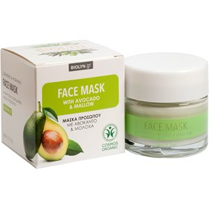 Cleaning & hydrating face mask 50ml < ORGANIC PRODUCTS