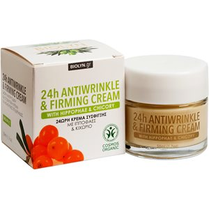 24h antiwrinkle firming cream 50ml < ORGANIC PRODUCTS