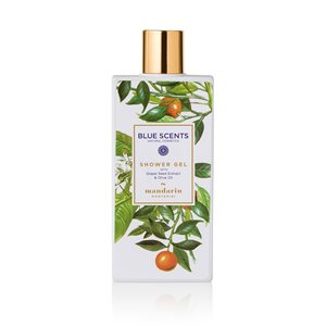 Mandarin shower gel 250ml < Shower gel