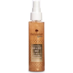 Shimmering hair & body mist 100ml < Hair mist & styling