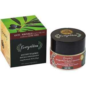 Anti-wrinkle face cream traditional 50ml < Face cream & Balm