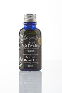Moisturizing & soothing natural beard oil 30ml < Face care