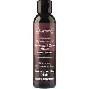 Shampoo for normal & dry hair 150ml < SLES/SLS Free shampoo