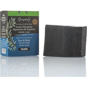 VOLKANO face & body Soap 120-140gr < Natural Soap