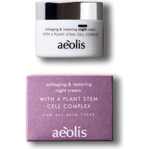 Antiaging & Restoring Night Cream 50ml < Face cream & Balm