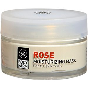 ROSE FACE MASK 50ml < Face mask
