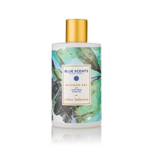 White Infusion shower gel 300ml < Shower gel