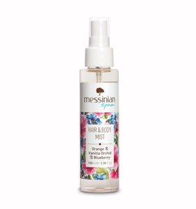 Orange & Vanilla Orchid & Blueberry Hair & Body mist 100ml < Mist & Fragrance