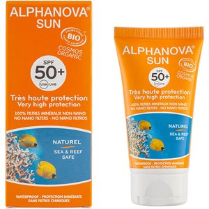 Sun milk very high protection SPF 50+ 50gr < Face suncare
