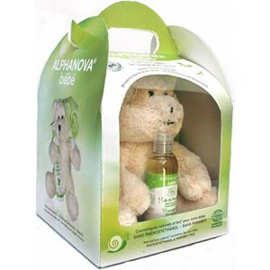 Newborn Essential Gift Set (Teddy bear & 4 products) < Baby care