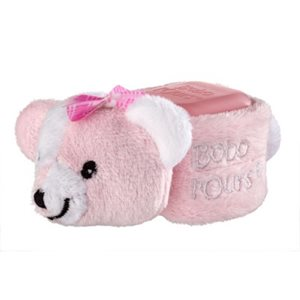 "PINK ""BOBO L'OURS"" < Kids care"