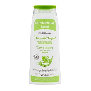 Baby Dermo Cleansing Hair & Body Wash 200ml < Baby care