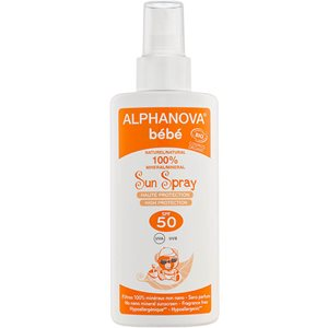 Baby Sun Spray SPF 50 125ml < Baby & kids suncare
