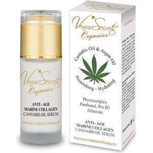 CANNABIS Anti-Age/Marine Collagen Serum 40ml < Face serum & Gel