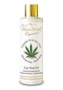 CANNABIS Gentle facial cleansing gel 250ml < Cleansing & Tonification