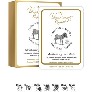 MOISTURIZING FACE MASK (5pcs x 30ml) < Face mask