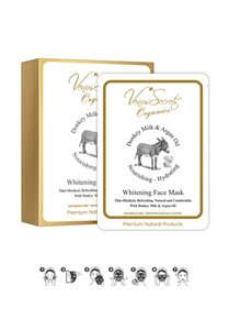 WHITENING FACE MASK (5pcs x 30ml) < Face mask