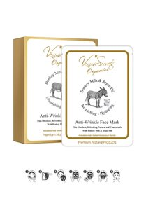 ANTI-WRINKLE FACE MASK (5pcs x 30ml) < Face mask
