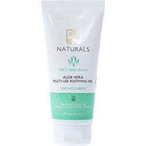 NATURALS ALOE VERA MULTI-USE SOOTHING GEL 100ml < Face serum & Gel