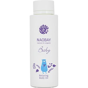 Relaxing Body Oil 125ml < Baby care