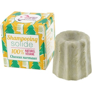 SOLID SHAMPOO for normal hair SCOTS PINE 55gr < Shampoo