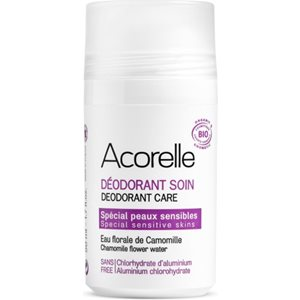 Acorelle Sensitive Skin Deodorant 50ml < Deodorant