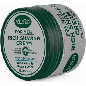 RICH SHAVING CREAM 75ml < Face care