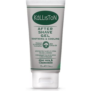 AFTER SHAVE GEL SOOTHING & COOLING 75ml < Face care