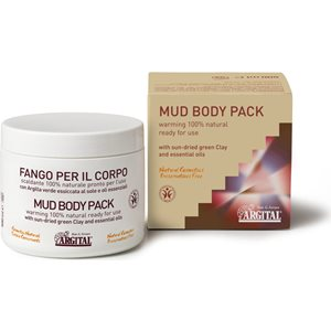 Warming Mud Body Pack 500ml < Cold & pain treatment