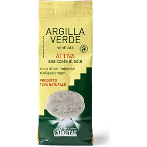 Ventilated Active Green Clay 500gr < Face mask