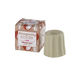 Solid Shampoo for Dry Hair 55gr < SLES/SLS Free shampoo
