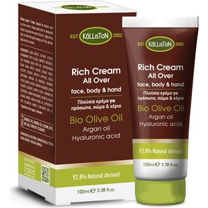 ALL OVER RICH CREAM FOR FACE, BODY & HAND 100ml < Face cream & Balm