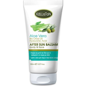 AFTER SUN BALSAM BODY & FACE 150ml < Face suncare