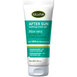 AFTER SUN soothing cream gel  100ml < Body lotion & Gel