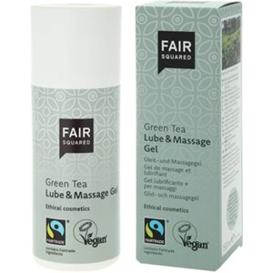 Lube & Massage Gel Green Tea 50ml < Massage oil