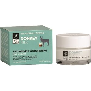 DONKEY MILK ANTI-WRINKLE FACE CREAM 50ml < Face cream & Balm