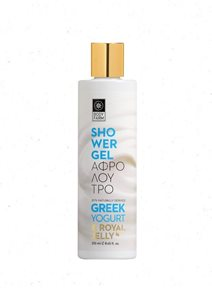 GREEK YOGURT SHOWER GEL 250ml < Shower gel
