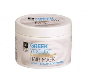 GREEK YOGURT HAIR MASK 200ml < Hair mask
