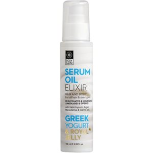 GREEK YOGURT HAIR & BODY SERUM OIL 100ml < Hair oil
