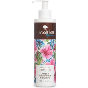 Vanilla Orchid shower gel 300ml < Shower gel