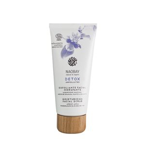 DETOX Moisturizing Facial Scrub 100ml < Peeling & Scrub