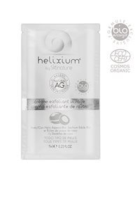 Helixium Silver Exfoliating Face Cream 7ml < Peeling & Scrub