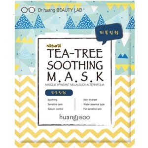 Tea-tree Soothing Mask 5x25ml < Face mask