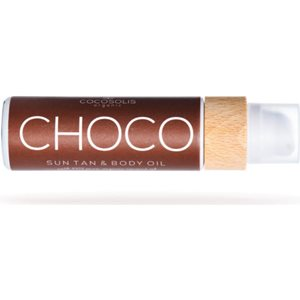 CHOCO Suntan & Body Oil 110ml < Suncare products
