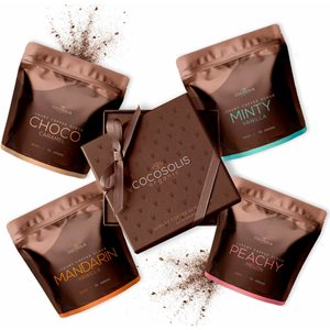Luxury Coffee Scrub BOX 280g < Peeling & Scrub