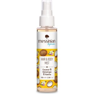 Coconut & Vanilla hair & body mist 100ml < Hair mist & styling