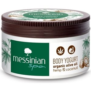 Body Yogurt Hemp & Coconut 250ml < Body cream & Butter