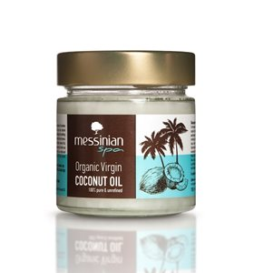 Organic Virgin Coconut Oil 190ml < Body oil